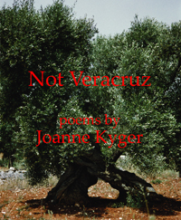 Joan Kyger : NOT VERACRUZ
